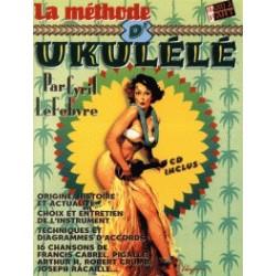 LA METHODE D'UKULELE + CD