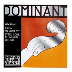 Thomastik Dominant E Violin 3/4 alu Med