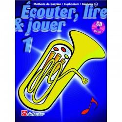 ECOUTER LIRE ET JOUER VOL 1 + CD