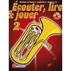 ECOUTER LIRE ET JOUER VOL 2 + CD