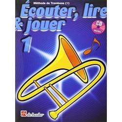 ECOUTER LIRE ET JOUER TROMBONE VOL 1 + CD