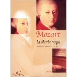Marche turque KV331 - MOZART Wolfgang Amadeus