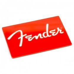 Fender™ Red Logo Magnet