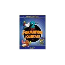 2ème  ANNEE DE FORMATION MUSICALE DE GOMILA