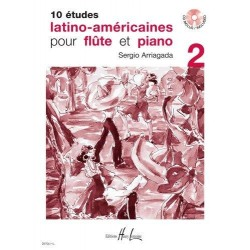 Etudes latino américaines (10) Vol.2 - ARRIAGADA Sergio