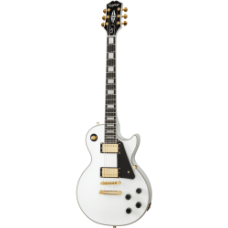 Les Paul Custom Alpine White