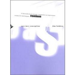 Easy jazz conception de Jim Snidero pour Trombone