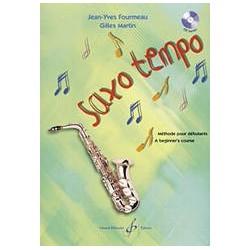 Saxo Tempo de J.Y Fourneau ed billaudot