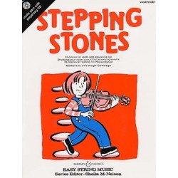 STEPPING STONES  BOOSEY&HAWKES