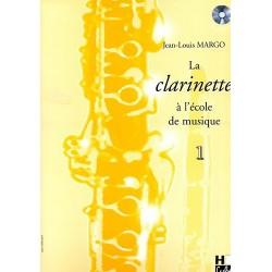 La Clarinette à l'Ecole de Musique Vol.1, Jean-Louis Margo