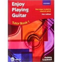 Enjoy Playing Guitar Tutor Book 1 - Debbie Cracknell