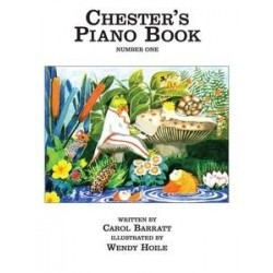 Chesteres's Piano Book vol 1 de Carol Barratt