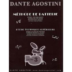 Dante Agostini vol 2 Methode de batterie