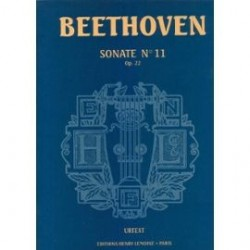 BEETHOVEN Sonate n°6  op.10 n°2 Piano