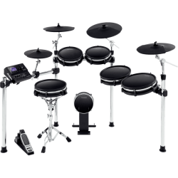 Kit mesh 6 fûts - 4 cymbales