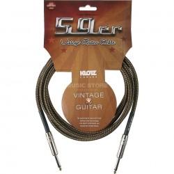 Klotz VIN-0600 Vintage 59 Cable Instrument 6m