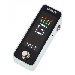 Dad­dario accordeur chro­matic Pedal Tuner PW-CT-20