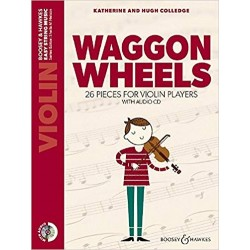 Waggon Wheels Violin de boosey et hawkes