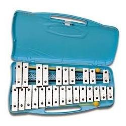 carillon glockenspiel 25 notes chromatique