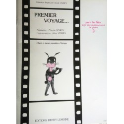 Premier voyage Vol.2 - ancienne édition VOIRPY Alain