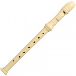 Aulos  Flute à bec Soprano 203A