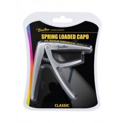 Boston Spring Loaded Capo - Acoustic & Electric