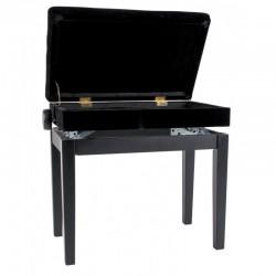 Banquette piano coffre