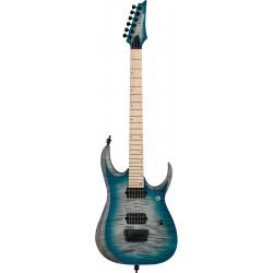 Guitare Electrique Ibanez RGD61ALSSB Stained Sapphire Blue Burst
