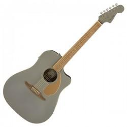 Fender Folk Redonfo Player Slate Satin WN