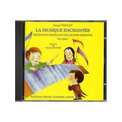 La Musique Enchantée Vol 1 de S.VECZAN