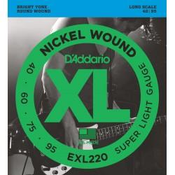 EXL220 super light 40/95