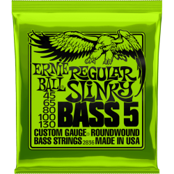 Regular slinky 5 cordes 45-130