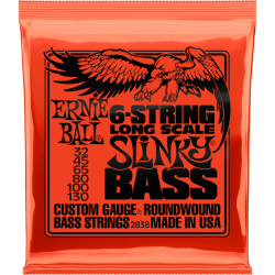 Slinky long scale 6 cordes...