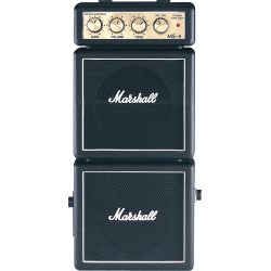 MS4 mini ampli 3 corps