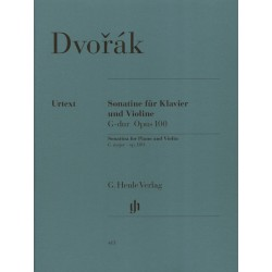 DVORAK Sonatine Pieces for...