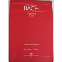 Bach Magnificat Carl...