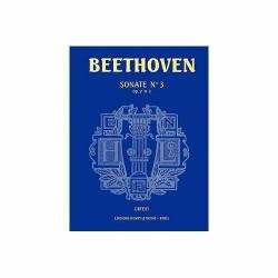BEETHOVEN Sonate n°3 op.2 N 3