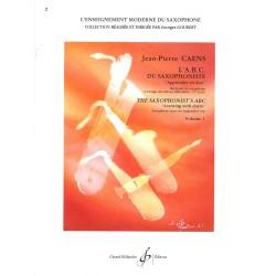 L'Abc Du Saxophoniste -...