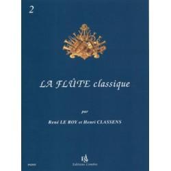 LA FLUTE CLASSIQUE VOL 2...