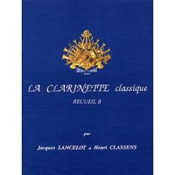 La Clarinette classique...