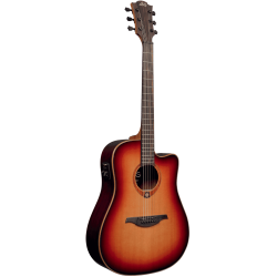 1 Dreadnought Cutaway electro Brown Shadow D'occasion