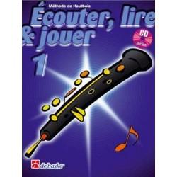 ECOUTER, LIRE & JOUER VOL.1...