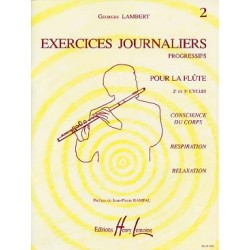 Exercices journaliers Vol.2...