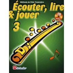ECOUTER LIRE JOUER FLUTE...