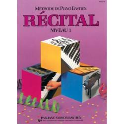 Méthode de piano Récital...