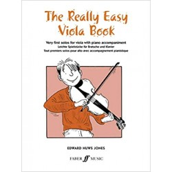The Really Easy Viola book
