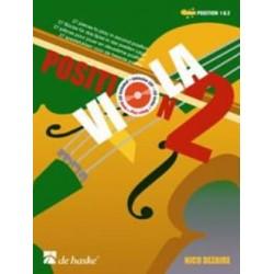 Viola Position 2 Nico Dezaire