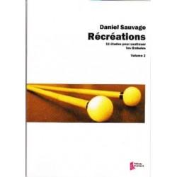 Récréations volume 2 - 12...