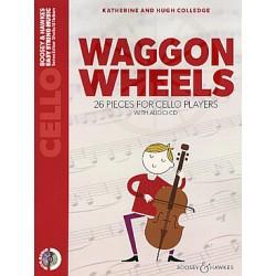 Waggon Wheels cello CD INCLUS