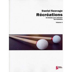 Récréations volume 1 - 12...